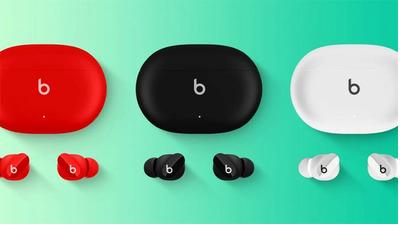 Apple sắp ra mắt tai nghe không dây Beats Studio Buds