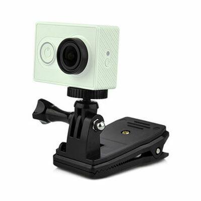 Bộ Phụ Kiện Kẹp Cho Camera Thể Thao Xiaomi Và Gopro 3, 4