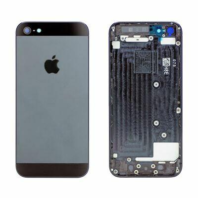 Khung sườn và nắp lưng iPhone 5 - Zin tháo máy