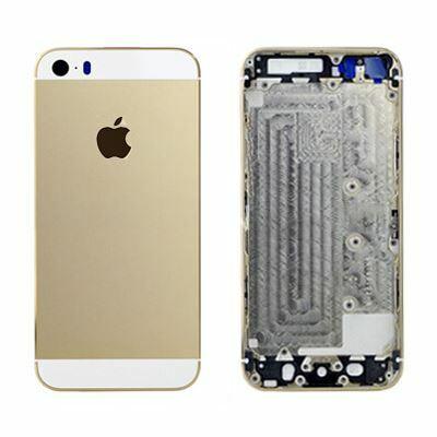 Khung sườn và nắp lưng iPhone 5S - Zin tháo máy