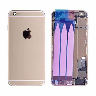 Khung sườn và nắp lưng iPhone 6 Plus - Zin chưa khắc imei