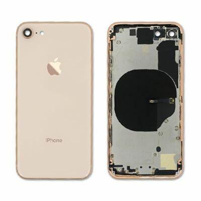 Khung sườn và nắp lưng iPhone 8 - Zin 100%