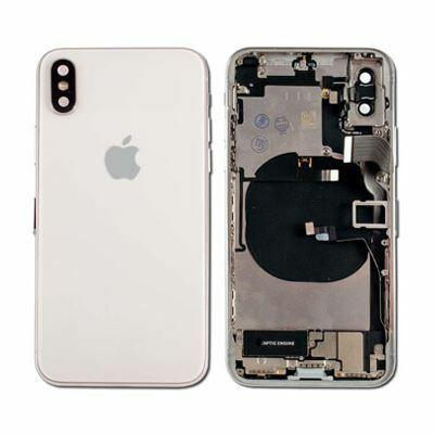 Khung sườn và nắp lưng iPhone X - Zin 100%