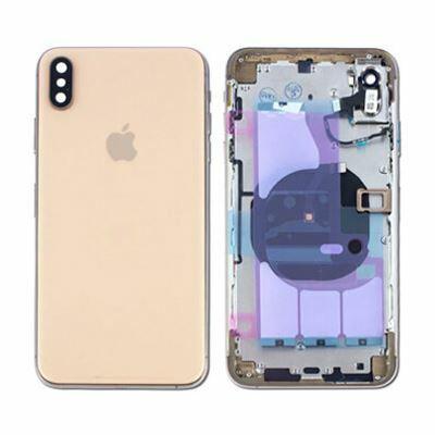 Khung sườn và nắp lưng iPhone XS Max - Zin tháo máy