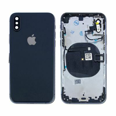 Khung sườn và nắp lưng iPhone XS - Zin tháo máy