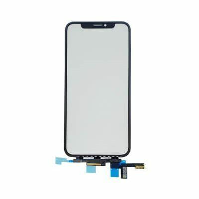 Mặt kính cảm ứng iPhone X - Zin socket
