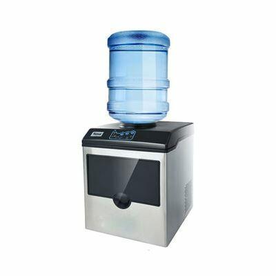 Máy làm đá tích hợp bình nước Watoor 25 kg