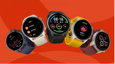 Mi Watch Color Sports Edition ra mắt: Giá 2.5 triệu đồng