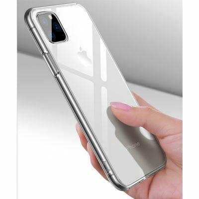 Ốp Lưng Cường Lực Trong Suốt cho iPhone 11